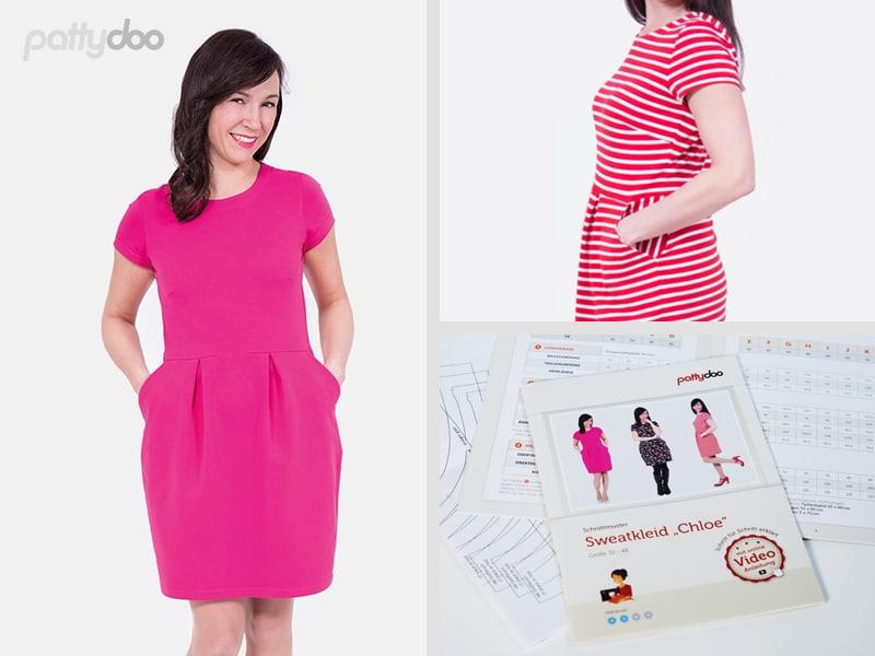 """Pattydoo kleidi/seelikulõige """"Chloe"""", suurused 32 - 48"""