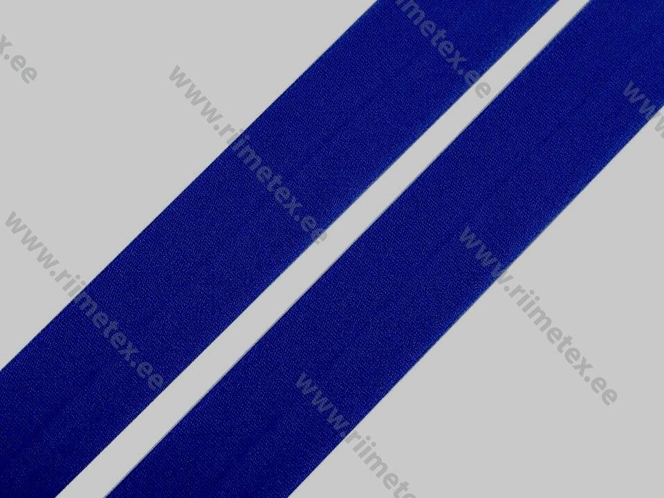 Kummikant, matt, royal-sinine 20mm