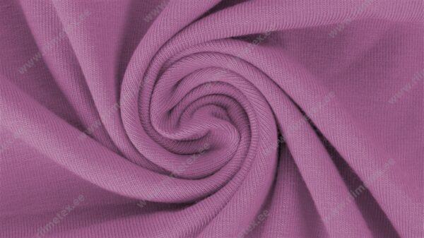 Trikotaažkangas hele purpurlilla (Mulberry) /Single Jersey