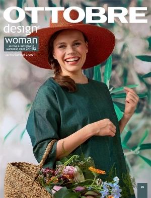 Ottobre naistelõigeteajakiri kevad 2021