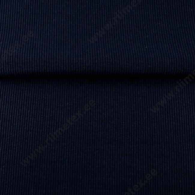 Soonik 2X2 tume (koobalt)sinine (avatud)/ Rib/Cuff