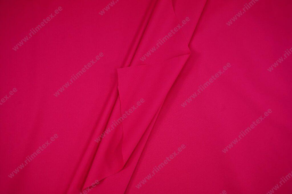 Soft-jersey fuksia, veekindel kahepoolne kangas (õhuke)