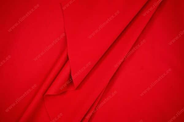 Veekindel elastne kangas punane