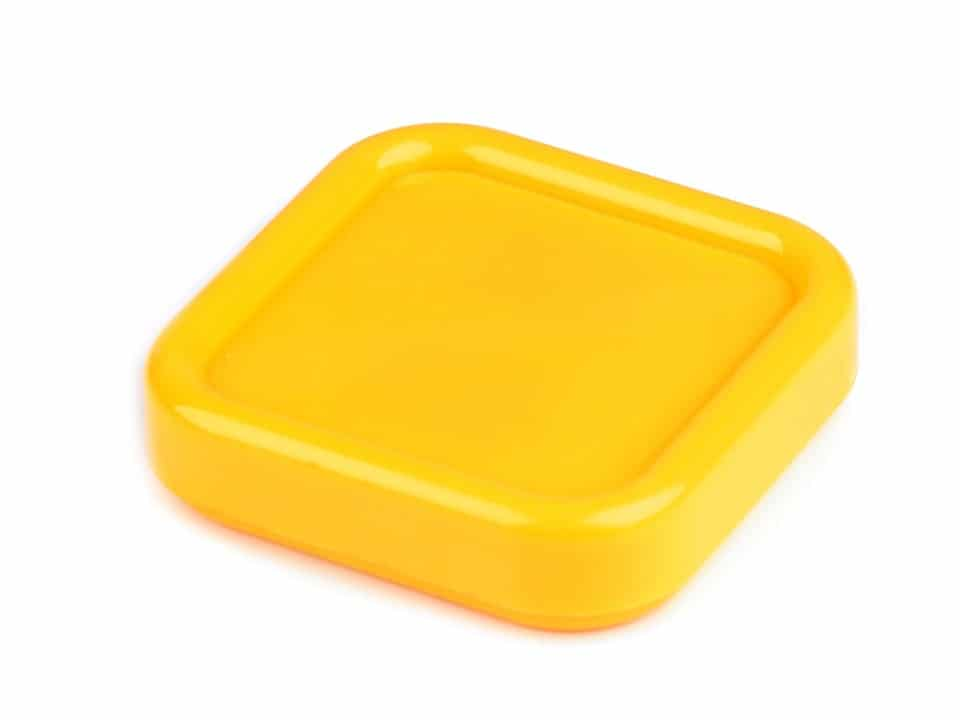 Magnetalus nõeltele neljakandiline kollane