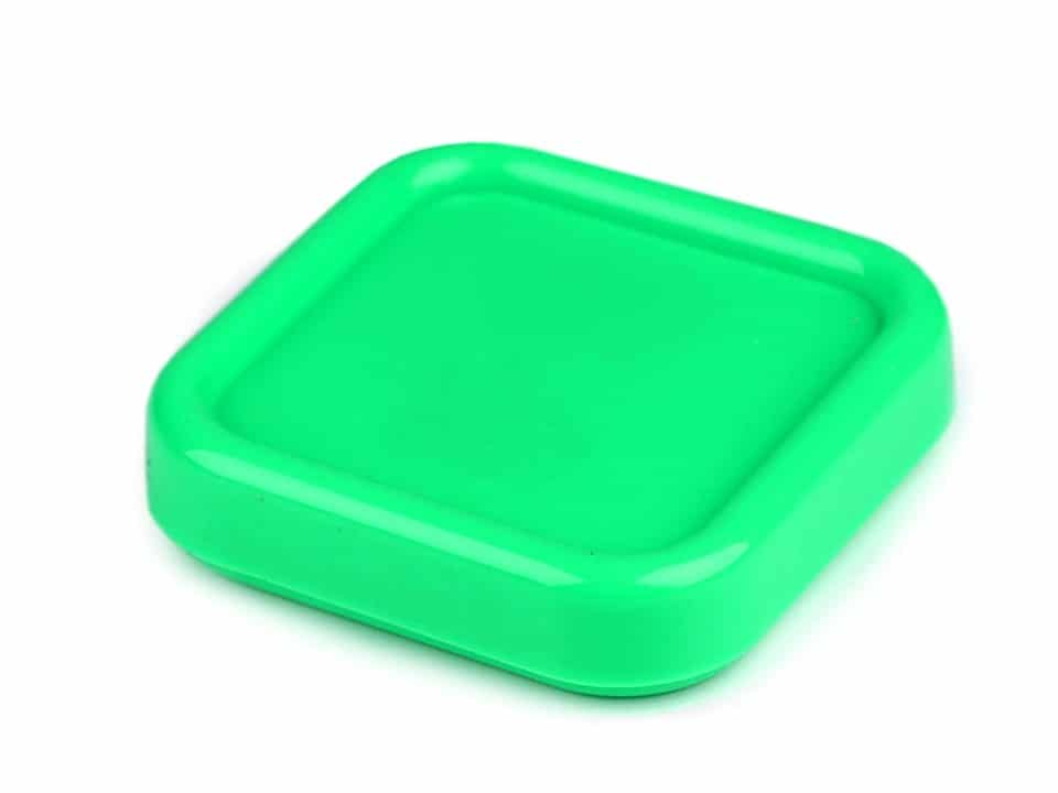 Magnetalus nõeltele neljakandiline roheline