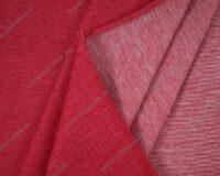 Teksatrikotaaž punane (diagonaaltrikotaaž / Jeans Jersey)