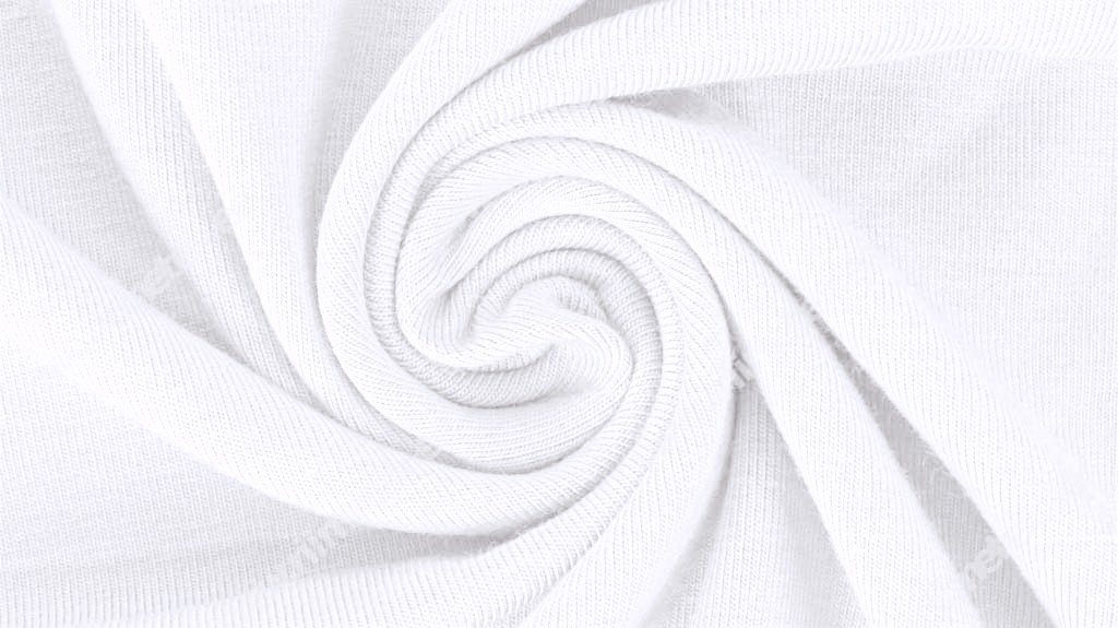 "Dressikangas valge - kerge lillaka alatooniga / French Terry, ""aasaline"""