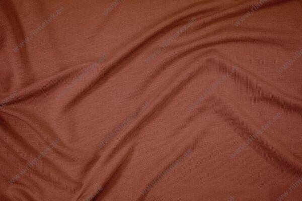 Bambusviskoos tuhm terrakota