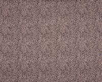 Trikotaažkangas väike leopardimuster tuhm-roosal Single Jersey