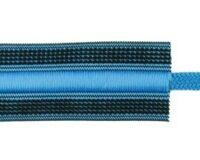Paelaga kumm sinine/must 30mm