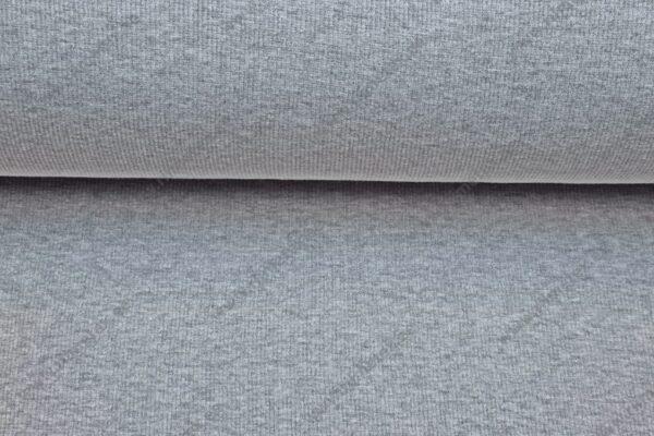 Soonik helehall meleeritud 2X1 (Rib/Cuff)