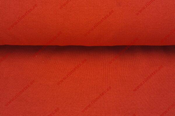 Soonik punane 2X1 (ribiline soonik) (Rib/Cuff)