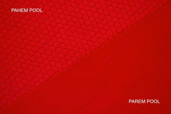 Elastne õhem softshell struktuurse fliisiga punane